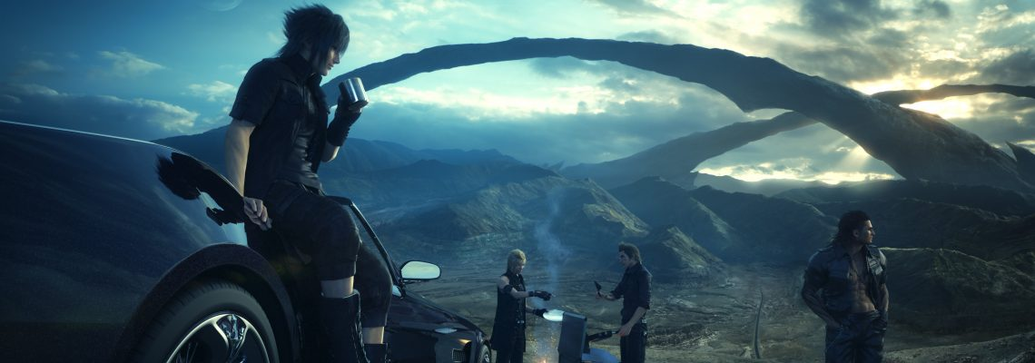 No habrá el coche de Final Fantasy XV en su demo