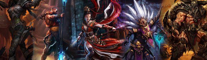Diablo III: Reaper of Souls ya dispone del parche 2.1.2