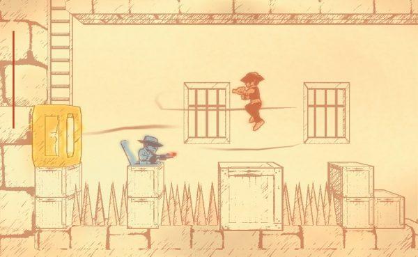 Gunman Clive 2 llega a 3DS este mes