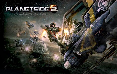 Planetside 2 abre su beta el 20 de enero