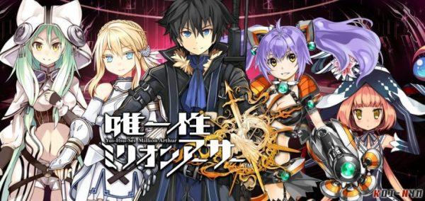 Square-Enix-anuncia-un-nuevo-RPG-Yui-Itsu-Sei-Million-Arthur-01-730x346
