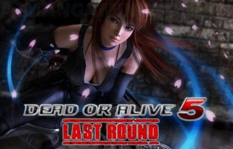 Dead or Alive 5: Last Round contendrá un gran número de trajes gratuitos