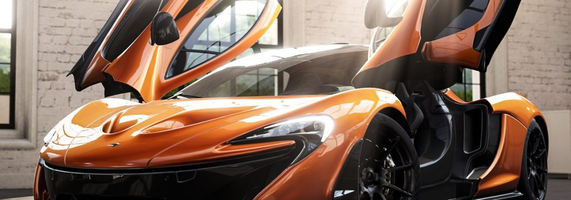Forza 6 estaría en el Salón del Automóvil de Detroit