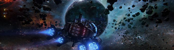 Into the Stars, un nuevo juego en busca de financiación