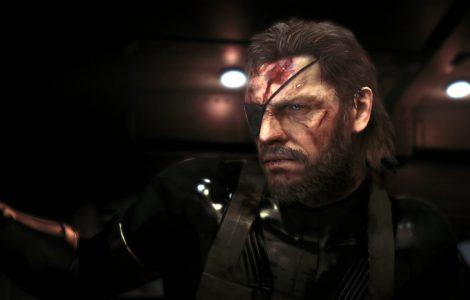 El lanzamiento de Metal Gear Solid V es inminente