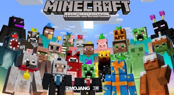 Minecraft, lo segundo más visto en YouTube