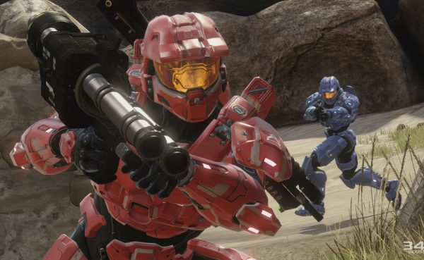 Halo: The Master Chief Collection, nuevo parche a la vista