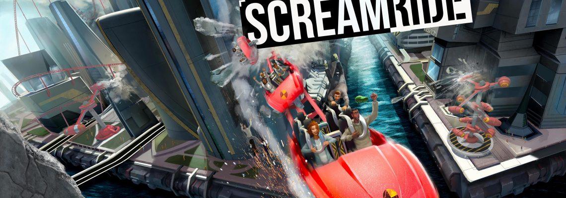 Microsoft nos sorprende con nuevas imágenes de ScreamRide