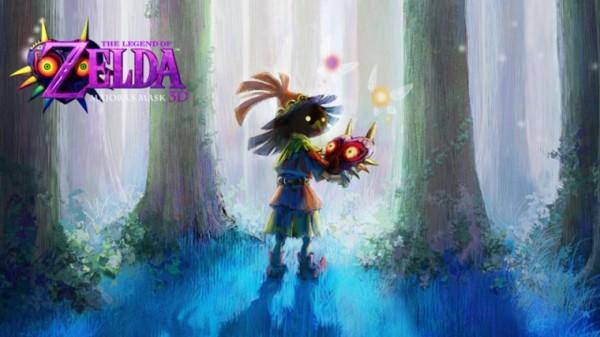 The Legend of Zelda: Majora's Mask 3D Edición Limitada