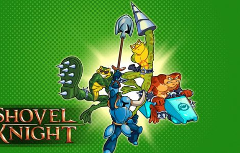 Battletoads tendrá un cameo en  Shovel Knight