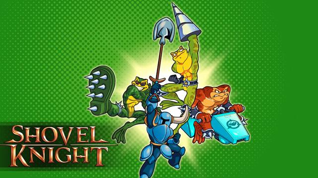 Battletoads tendrá un cameo en  Shovel Knight