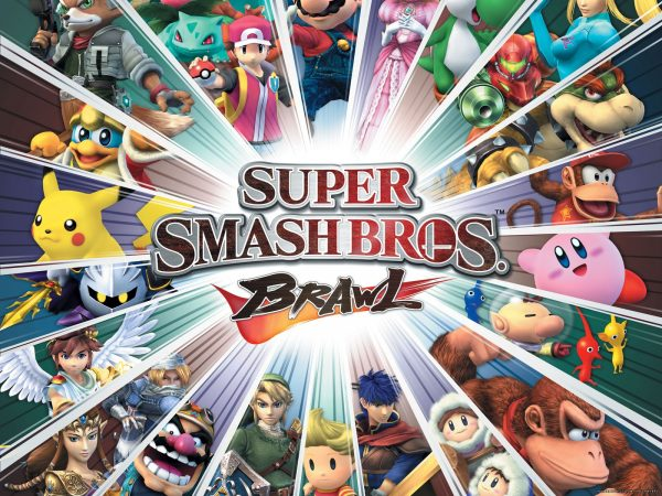 Super Smash Bros Brawl