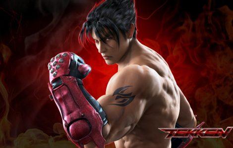 Tekken 7 ya cuenta con Jin Kazama como nuevo personaje