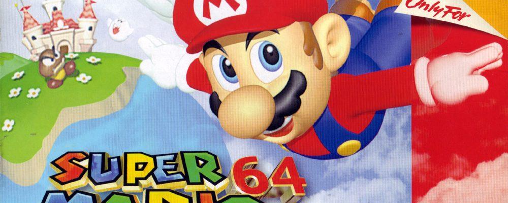 Disfruta de Super Mario 64 en HD desde tu navegador