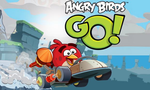 Nuevo modo multijugador local para Angry Birds Go