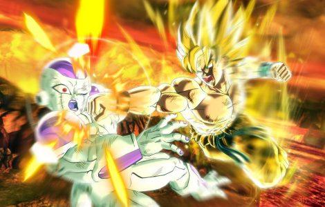 El nuevo DLC de Dragon Ball: Xenoverse incluye a Goku y Vegeta