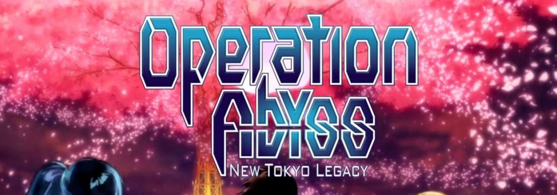 Operation Abyss: New Tokyo Legacy saldrá con 3 DLCs