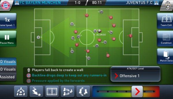PES Club Manager lanzado ya en App Store