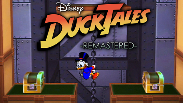 DuckTales: Remastered ya disponible para su compra