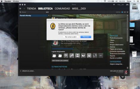 Randal's Monday solucionará los problemas en MAC