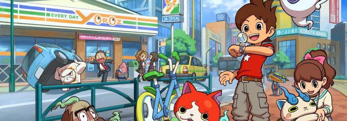 Yokai Watch 2 supera los seis millones de copias vendidas en Japón