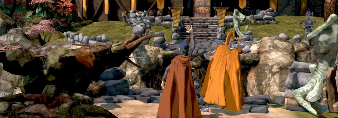 King's Quest en desarrollo para PS4 y PS3