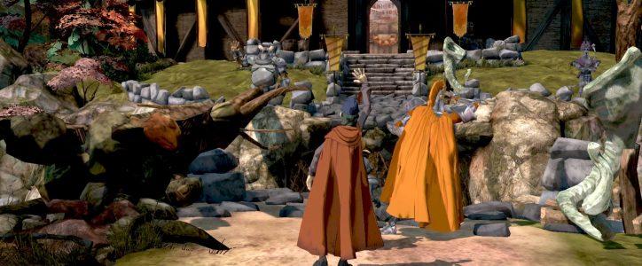 King's Quest en desarrollo para PS4 y PS3