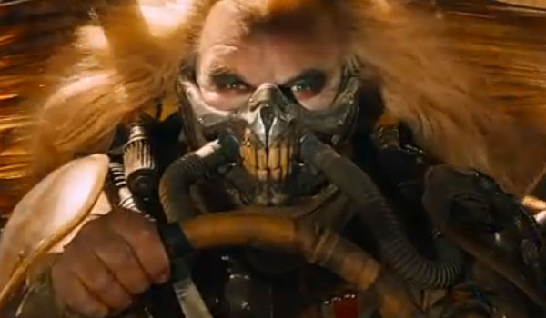 Mad Max: Fury Road tendrá escenas de acción bestiales