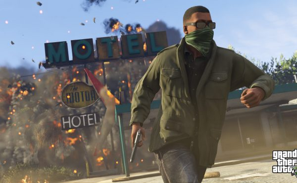 Rockstar publica el trailer de GTA 5 para PC a 60 FPS