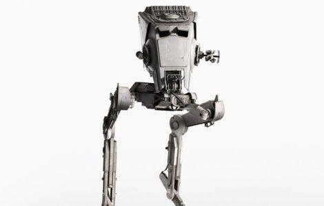 Podremos usar el AT-ST en Star Wars Battlefront