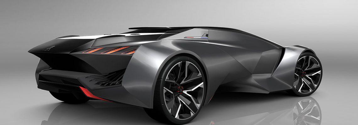 Peugeot Vision se incorpora a Gran Turismo 6