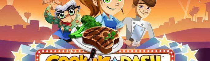 Cooking Dash 2016 se une a los juegos de cocina existentes