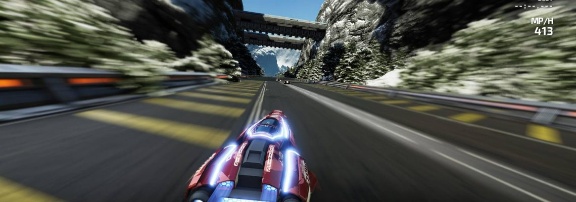 Fast: Racing Neo el sucesor de F-Zero en Wii U