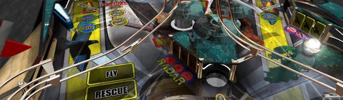 Dream Pinball 3D, nuevo juego de pinball para ordenador