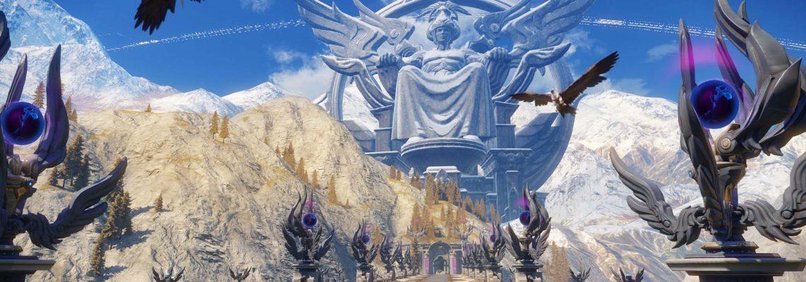 Ya sabemos la fecha de la fase Beta de Skyforge