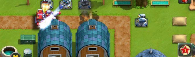 Little Commander 2 nuevo juego de Cat Studio