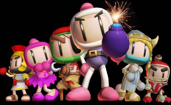 Juegos de Bomberman, la historia de un mito