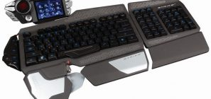 Mad Catz S.T.R.I.K.E 7 teclado gaming por excelencia