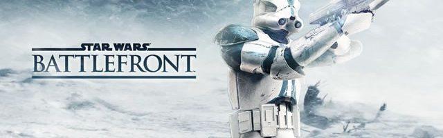La beta de Star Wars Battlefront se va a octubre