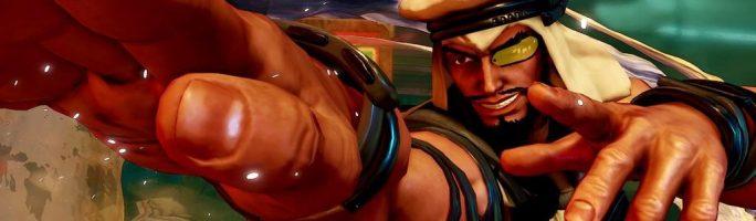 Rashid se convierte en el nuevo personaje de Street Fighter V
