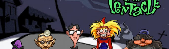Primeras imágenes de Day of the Tentacle Remastered