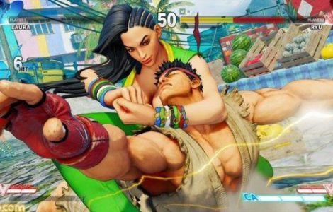 Nuevos personajes para Street Fighter V