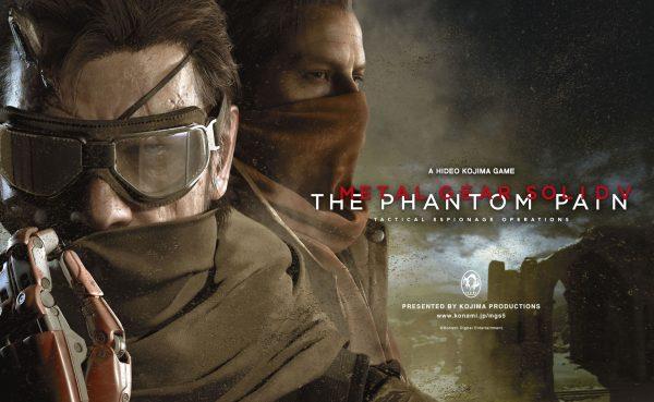 Metal Gear Solid V: Phantom Pain rebajado un 21% en Amazon