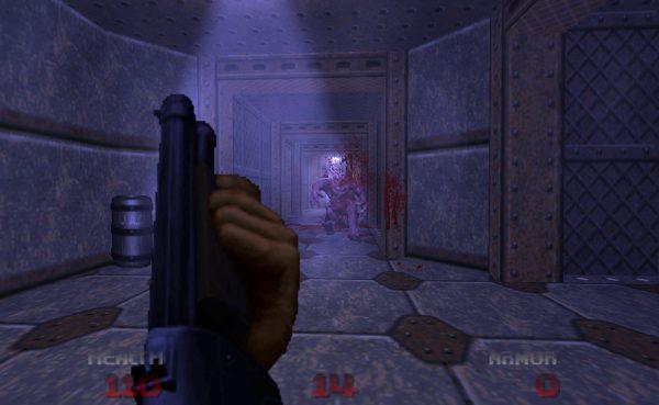 Brutal Doom 64 nuevo mod en proceso