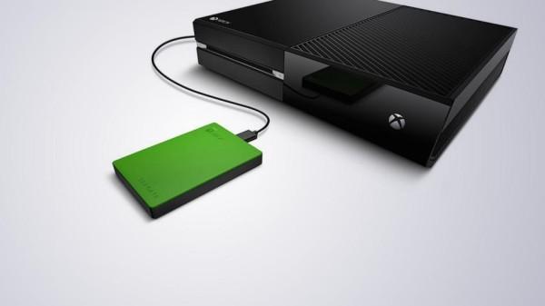 Conectar disco duro externo a Xbox One