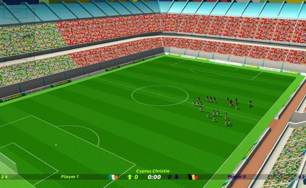 Dino Dini´s Kick Off Revival de camino a Playstation 4
