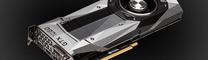 Tarjetas Nvidia GTX 1080 y 1070 más rápidas y baratas que Titan X