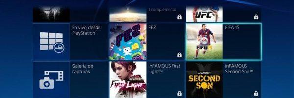 Cómo restaurar licencias de juegos y aplicaciones en PS4