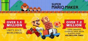 Super Mario Maker supera los 3,5 millones de copias vendidas