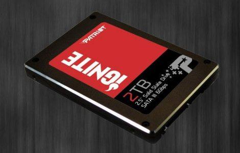 Patriots anuncia un nuevo disco SSD de 2TB